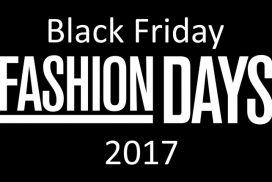 Black Friday 2017 la Fashion Days va incepe in seara de 16 noiembrie