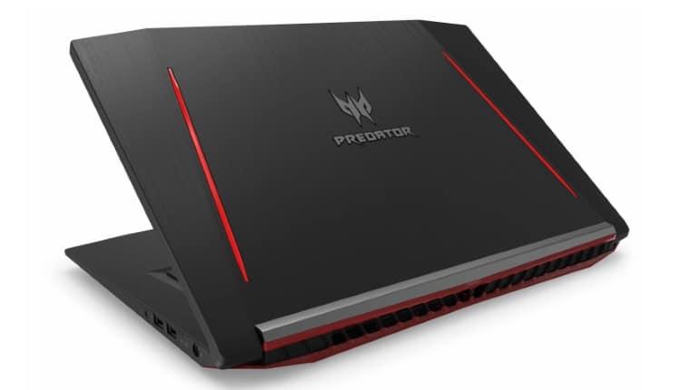 Notebook-urile Acer Predator Helios 300 sunt disponibil in Romania