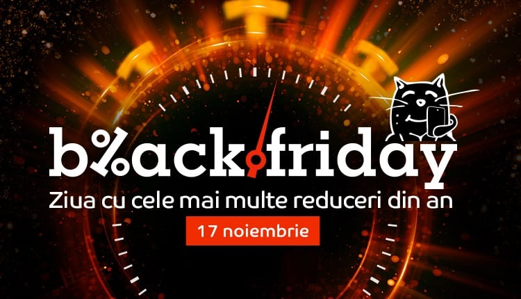 Surprizele eMAG Black Friday 2017