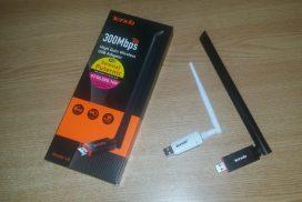 Tenda U6 adaptor USB Wifi pentru a scapat de firele din casa (Video Unboxing)