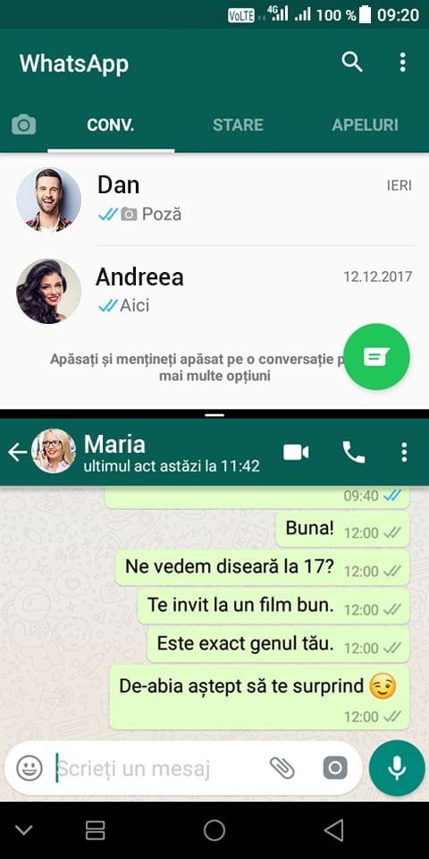 Allview V3 Viper va avea functie Dual Whatsapp