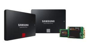 860 PRO si 860 EVO - Noua gama SSD-uri V-NAND de la Samsung