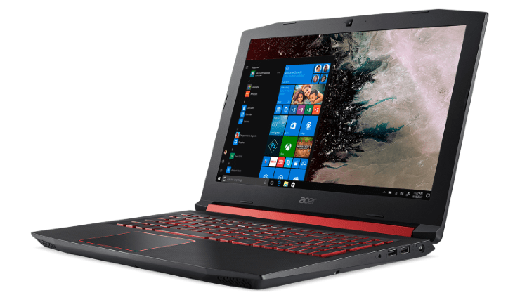 Acer Nitro 5 - un nou laptop de gaming