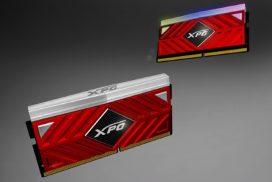 CES 2018 - ADATA a lansat noi memorii RAM DDR4 cu iluminare RGB, SSD-uri si alte accesorii
