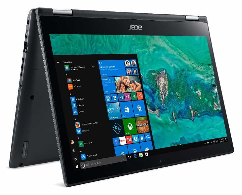 CES 2018 - Acer lanseaza noul Swift 7, cel mai subtire laptop din lume Spin 3