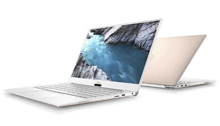 CES 2018 - Dell a lansat noul Laptop XPS 13, cel mai mic laptop de 13 inci de pe planeta!