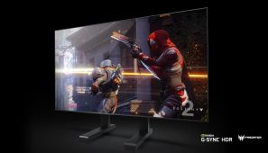 CES2018 - Acer Predator Big Format Gaming 4K Display HDR, de 65 inci