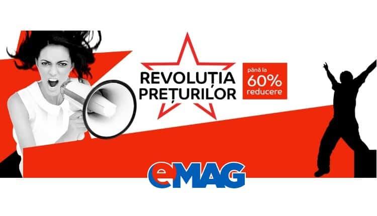 Revolutia Preturilor la eMAG - 18 Ianuarie 2018