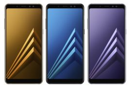Samsung Galaxy A8 (2018) la precomanda in Romania - Specificatii, Pret si Disponibilitate