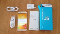 Samsung Galaxy J5 2017 (SM-J530F/DS) - Unboxing si Mini Review