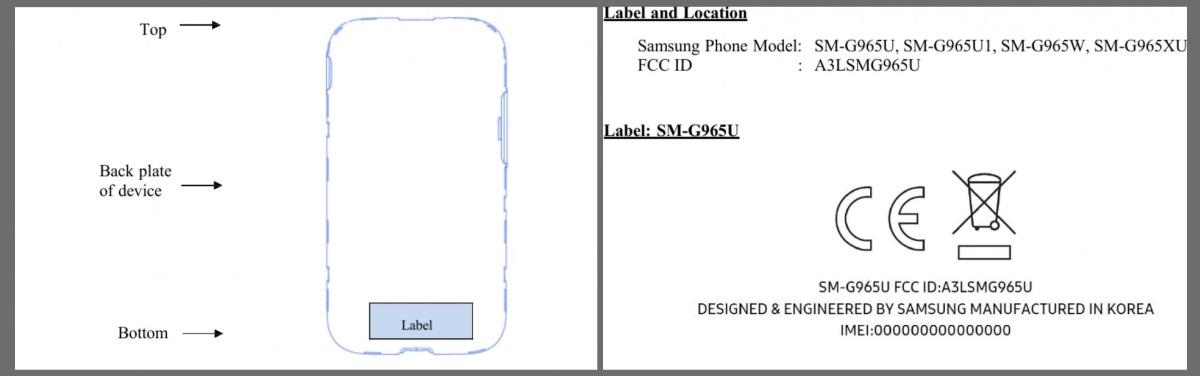 Samsung Galaxy S9 si S9 plus se laseaza oficial pe data de 25 Februarie FCC