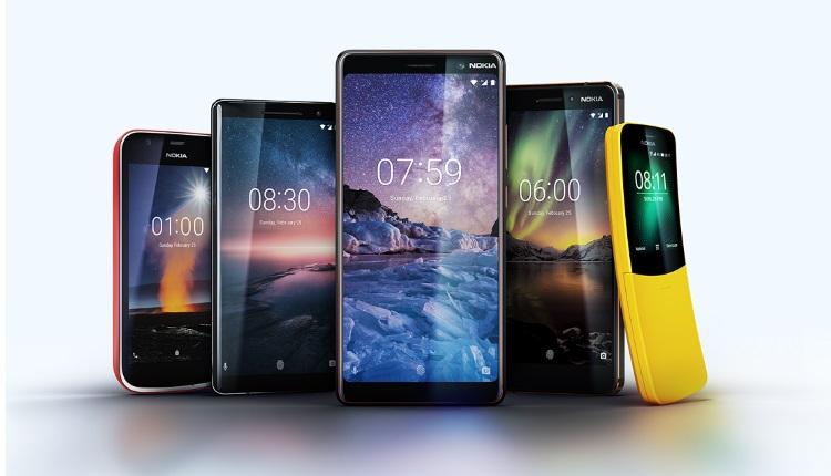 Lansari Nokia 8 Sirocco, Nokia 7 Plus, noul Nokia 6 si Nokia 1