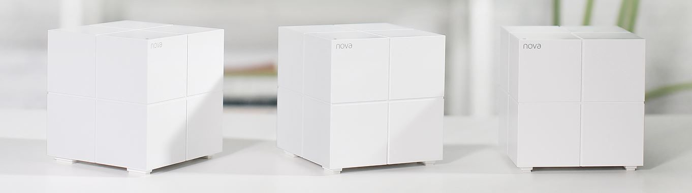Kit Wifi Tenda Nova Mesh MW6