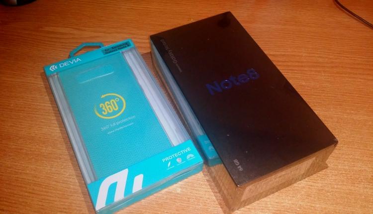 Pensionez batranul Galaxy Note3, iar un Samsung Galaxy Note8 ii va lua locul