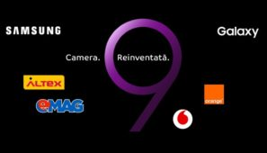 Samsung Galaxy S9 pagina de preinregistrare plus Concurs - eMAG, Altex, Vodafone si Orange