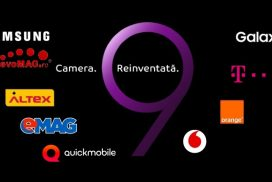 Samsung Galaxy S9 si S9 Plus precomanda in Romania la Altex, evoMAG, Vodafone, Orange, Telecom, Digi, QuickMobile...