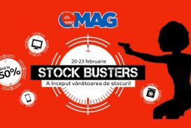 eMAG Stock Busters 20 Februarie 2018