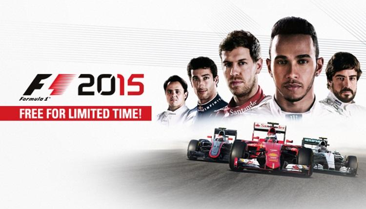 F1 2015 – Joc gratuit pe Steam prin Humble Bundle