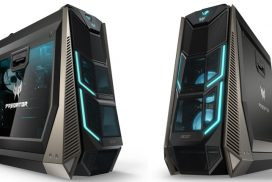 Predator Orion 9000 noua serie a statiilorde gaming de la Acer