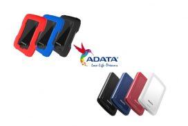 ADATA a lansat HV300 si HD330 - noi HDD-uri externe