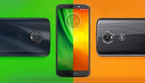Motorola a prezentat noile modele Moto G6 si Moto E5