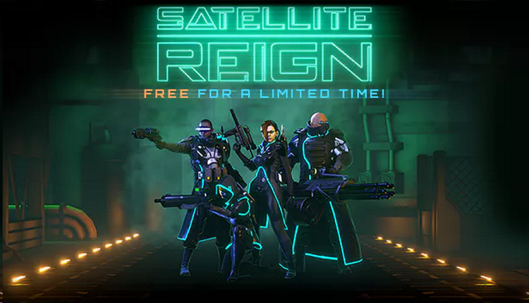 Satellite Reign – Joc gratuit pe Steam prin Humble Bundle