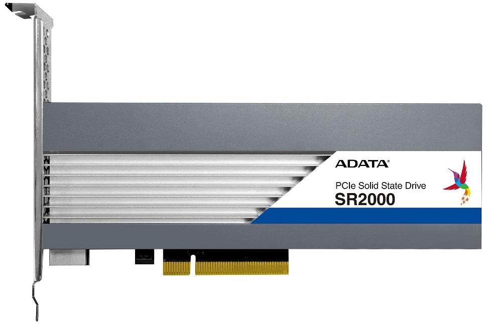 ADATA anunta lansarea noilor SSDuri SR2000 Enterprise Grade