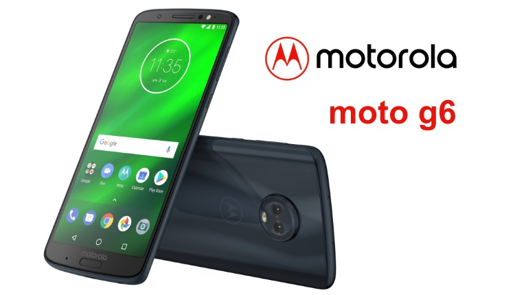 Noua serie de telefoane Motorola moto g6 este disponibila in Romania