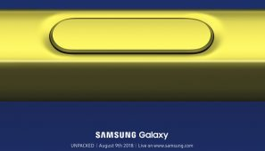 Samsung Galaxy Note9 va fi lansa pe data de 9 August