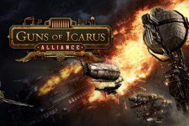 GUNS OF ICARUS ALLIANCE - Joc gratuit pe Steam prin Humble Bundle