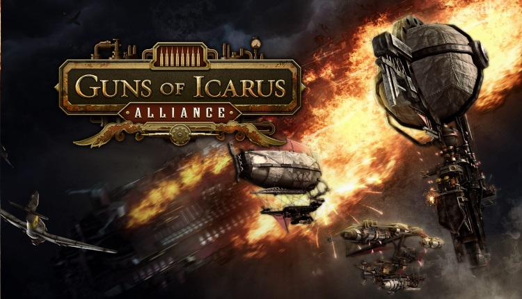 GUNS OF ICARUS ALLIANCE - Joc gratuit pe Steam prin Humble Bundle