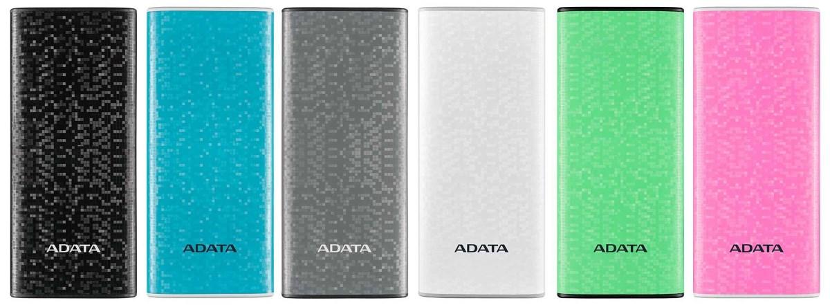 ADATA lanseaza o noua gama de baterii externe-P10000