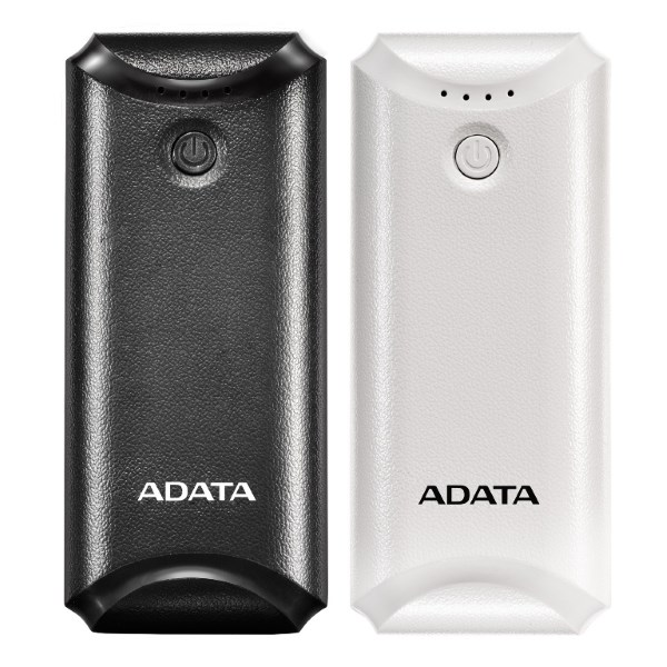 ADATA lanseaza o noua gama de baterii externe-P5000_black+white