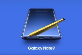 Astazi s-a lansat Samsung Galaxy Note9-ghici cine l-a afisa primul la precomanda in Romania?!