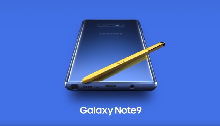 Astazi se lanseaza Samsung Galaxy Note9