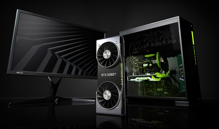 Nvidia RTX2080 s-a lansat ieri iar astazi le poti comanda de la PCGarage-ss