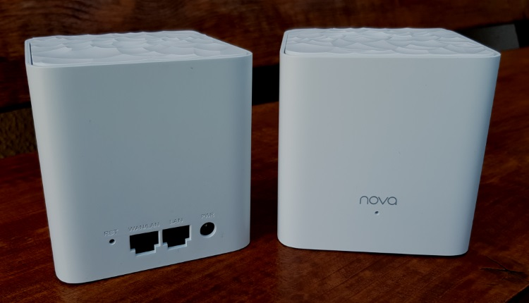 Review Tenda Nova MW3 router wireless Mesh-in pachet