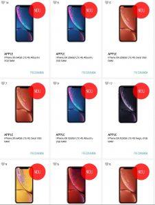 Preturile din Romania (la precomanda) pentru iPhone Xr, Xs si Xs MAX, la eMAG, Altex, Flanco3