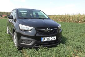 Review Opel Crossland X 2018, 1.2 litri Turbo, Benzina de 130 HP (Video)