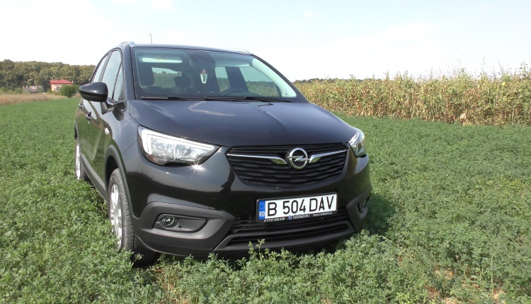 Review Opel Crossland X 2018, 1.2 litri Turbo, Benzina de 130 HP (Video)