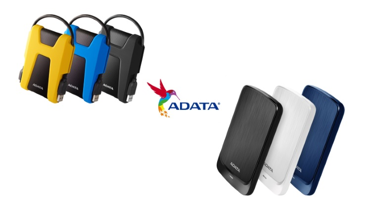 HD680 si HV320, cele mai noi harddisk-urile externe ADATA