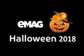 Noi reduceri eMAG Halloween 2018