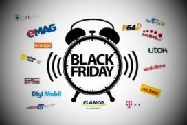 [LIVE BLOGGING] Black Friday 2019: lista magazine, cataloage oferte, data si ora incepere eMAG, Altex, PCGarage, evoMAG...