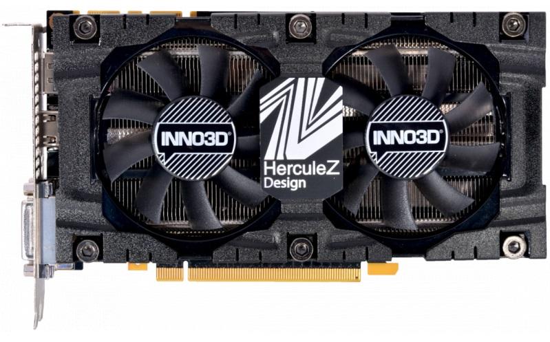 Placa video Inno3D GeForce GTX 1070 X2 V4 8GB GDDR5 256-bit