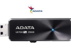 ADATA lanseaza noi memoriile USB: UE700 Pro cu pana la 256GB spatiu de stocare