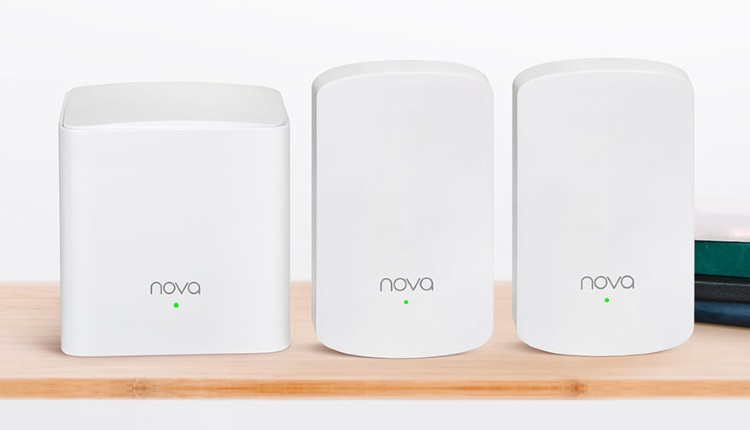 Lansare router Tenda MW5 si scurta descriere a sistemului de tip MASH