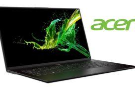 CES 2019 – Noul Acer Swift 7 (SF714-52T) cu grosime de sub 1 centimetru