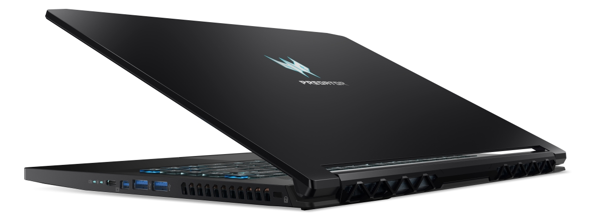 CES 2019 - Acer lanseaza notebook-ul de gaming Predator Triton 500 echipat cu NVIDIA GeForce RTX 2080