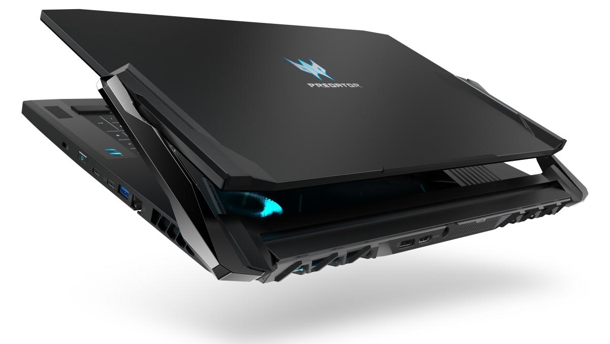 CES 2019 - Acer lanseaza notebook-ul de gaming Predator Triton 900 echipat cu NVIDIA GeForce RTX 2080 la pretul de 4200 de euro