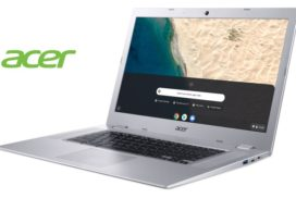 CES 2019 - Acer lanseaza primul Chromebook 315 cu procesoare AMD si grafica Radeon
